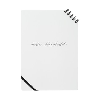 atelier Annabelle*オリジナルグッズ Notes