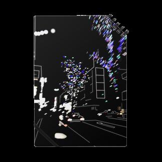 銀鈴堂のTaxi Notes