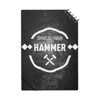 ハンマー Notes