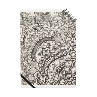 doodle zentangle Notes
