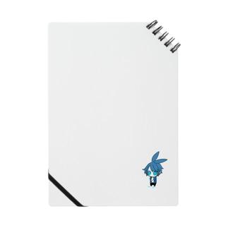 青い泣き虫うさぎ Notes