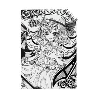 東方projectレミリアスカーレット③ Notebook