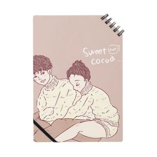 sweet cocoa ノート