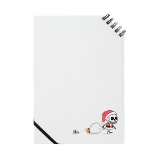 クリスマスのホネホネくん Notes