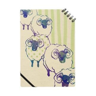 羊(ミドリ) Notes