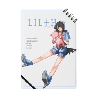 [LIL+H x FixerCho] おんなのことぶたのぬい -magazine ver.- Notes