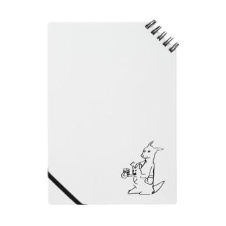 オオサカさんのカンガルー Notes