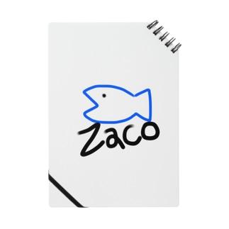 zacoさん Notes