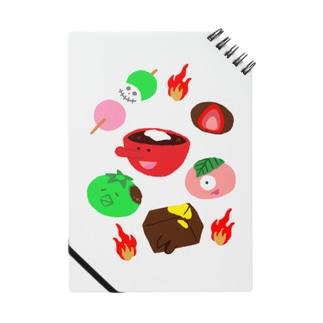 和菓子妖怪🍡アップ Notes