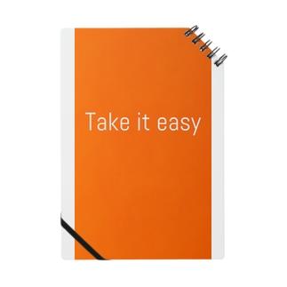 Take it easy ノート