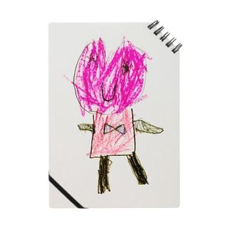 ピンクハートちゃん ノート