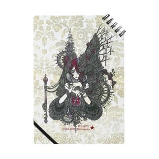 黒魔女の視線 Notes