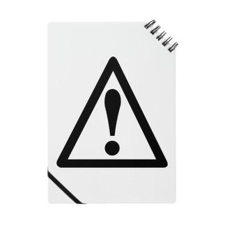 Warning symbol Notes