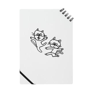 ねこレンジャー Notes