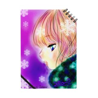初雪 Notes