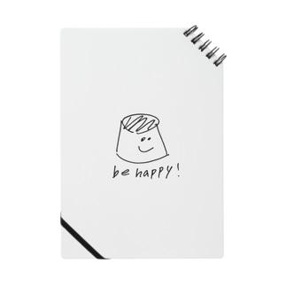 ビーハッピープリン Notes