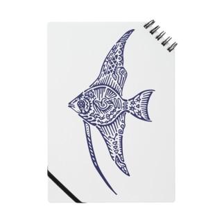 天使魚 Notes