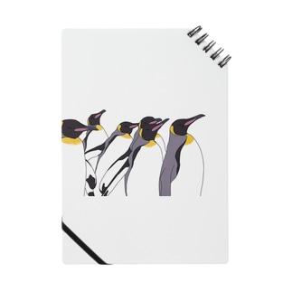 オウサマペンギン Notes