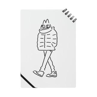 厚着のねこ Notes