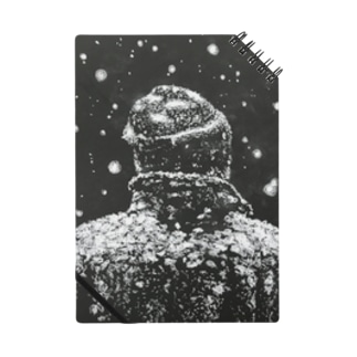 A Man in Snow Notes
