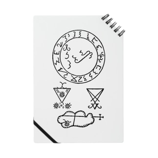 THE SEAL OF LUCIFER Notes