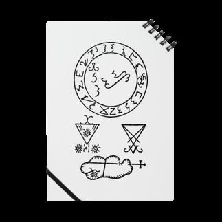 metao dzn【メタをデザイン】のTHE SEAL OF LUCIFER Notes