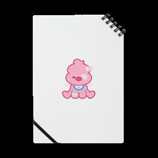 だいべんちゃんのプレゼント用 ノート