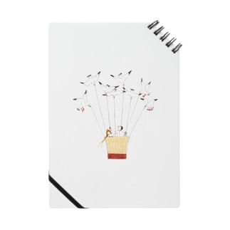 ユリカモメの気球 Notes