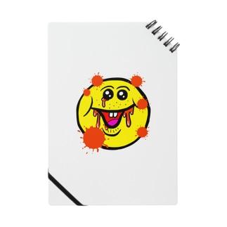 笑い太郎(血みどろ) Notes