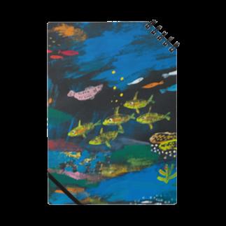 savaのうみのなか 小魚たちの世界 Notes