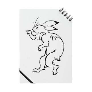 鳥獣戯画 Notes