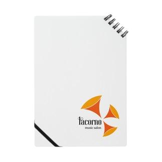 ラコルノミュージックサロン Notes