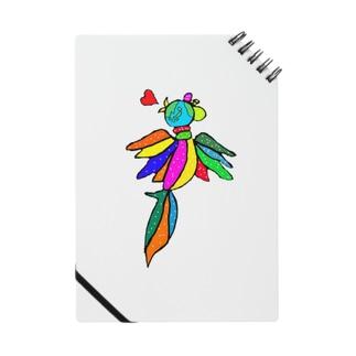 世界を跨ぐ鳥 Notes