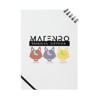 麻天狼-MATENRO- Notes