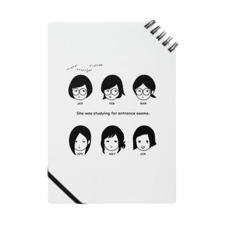 受験女子 Notes