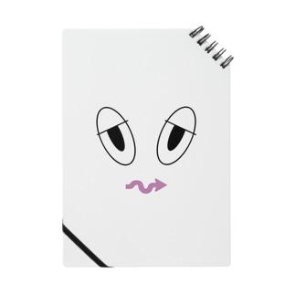 目と矢印口のかおの透明バージョン Notes