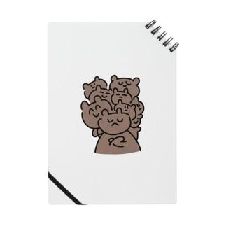 KUMAたち Notes