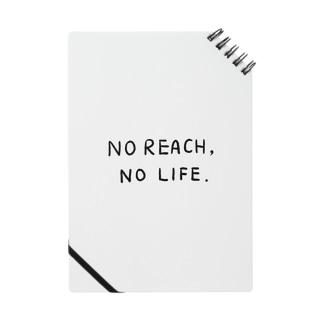 No Reach, No Life. ノート