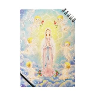マリア様と天使たち Notes