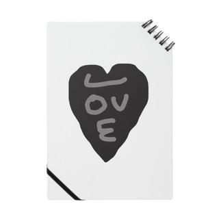 LOVE(顔) ノート