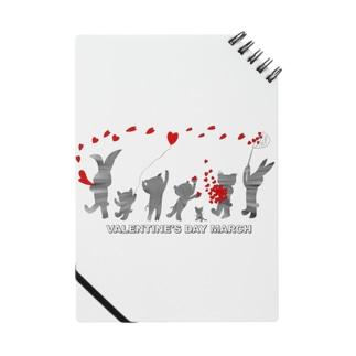 パンチ君のバレンタイン行進曲 A Notes