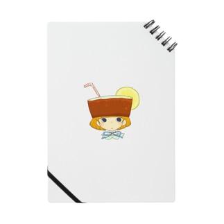 たべもの帽子*レモンティー Notes