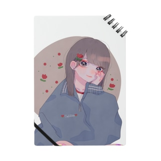 🌷girl🌷ノート ノート