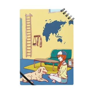 女の子と犬 Notes