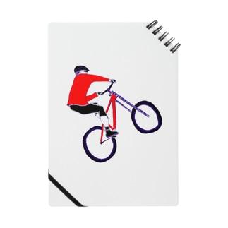 MTBデザイン「RIDE」 Notes