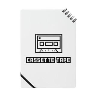 カセットテープ Notes