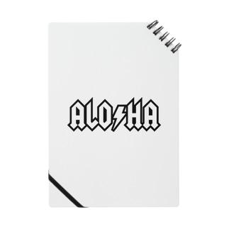 Aloha 01 W Notes