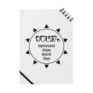 sun7ロゴアイテム2 Notes