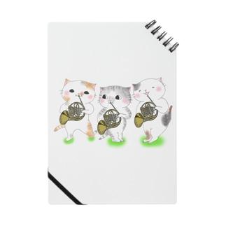 ホルン猫 Notes