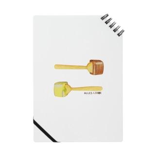 ホットチョコレート Notes